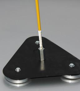 BASE PARA BANDEROLA (magnética)