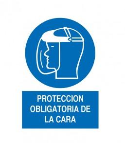 PROTECCION OBLIGATORIA DE LA CARA