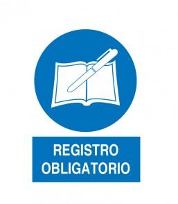 REGISTRO OBLIGATORIO